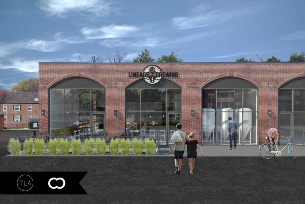 Lineage Brewing Renovation
