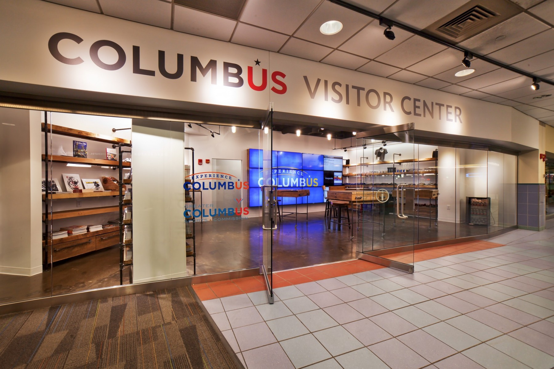 Experience Columbus Welcome Center