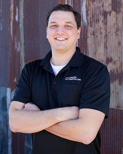 Adam Koons, Compton Construction CEO